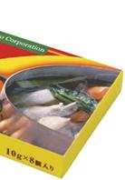 食品販売会社 化粧箱 パッケージ デザイン制作