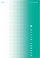 美容溶剤メーカー 商品カタログ デザイン制作