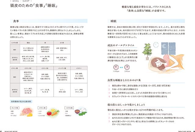 美容溶剤メーカー マニュアル デザイン制作